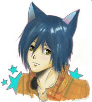 Catboy redone version by LittleDystopia