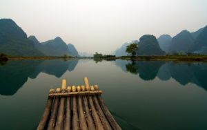 bigpreview The Mountains of Guilin by darkadathea