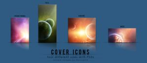 Cover Icons by Anaeo-vale