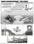 Sonic Championship Chapter 1 Page 1 by Xero-J