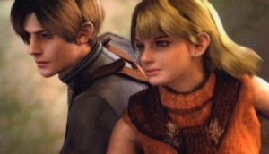 Leon S. Kennedy and Ashley Graham by lumbad2010