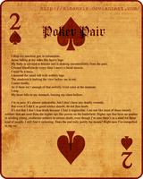 Poker Pair - Part One - by Sinanxis