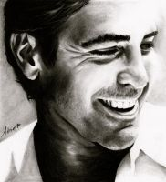 George Clooney by Frenchtouch29