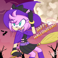 Happy Halloween! by Adelicorn