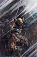 Wolverine Oil 2 by ardian-syaf
