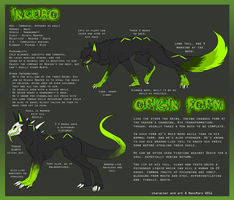 Incubo reference sheet by pandalecko