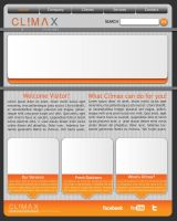 Template C for Climax Web by offernandinhoon