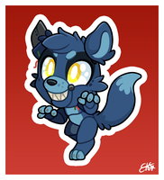 Chibi Week #4: Kotiyo by OEmilyThePenguinO