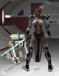 Knights of the Old Republic -Bodecia by GustavoArmando