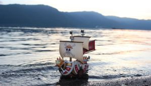 One Piece Thousand Sunny-set by MemiorsOfAnOtaku