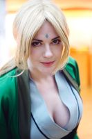 Naruto Tsunade by MayWolf23