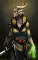 Adaar by LittlleMyrtle