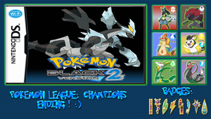 Pokemon Black 2 - League Ending: Video (Gameplay) by GT4tube