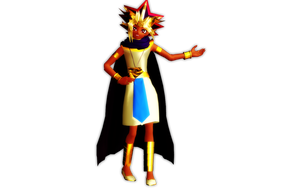 Pharaoh Atem Complete....ish by Trouble-san