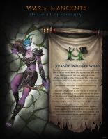 Meet Young Tyrande Whisperwind by Vaanel