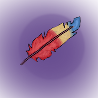 War Feather by Dazed--Flame