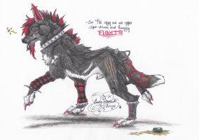 .: Screamo is Gone Forever :. by SillyTheWolf