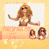 Lady Gaga Png Pack by SuBiebs
