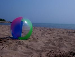 Beach Ball by sylnn