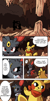 The mysterious caves by Yakalentos