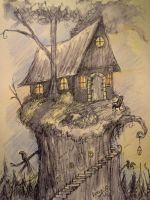 Treetop Village by butchRbill