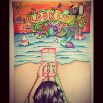 Look Up! by myrt-SHINee