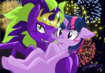 Lets celebrate together by JB-Pawstep