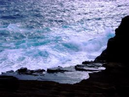 sea shore stock 3 by Ninde