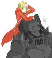 FMA - Just Hanging Out by Riani