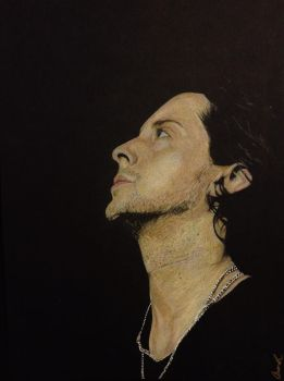 Carl barat the libertines by CamilaWay