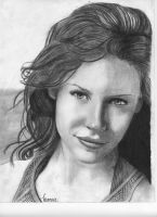 Evangeline Lilly by manueee