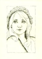 Evanna Lynch by crayon2papier