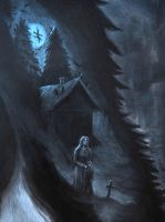 The Curse Detail 2 by Wideen