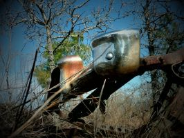 Abandoned Carwreck part 10 by TheProdigy100
