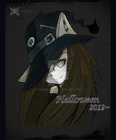 halloween by Zombiezul