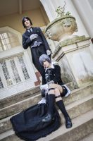 Black Butler - Master and Demon by pandora-707