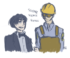 Science-science by ND-painter