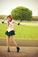 Sailor Jupiter - DEPEBO by foux86