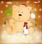 Merry Lonely X'mas by KARENwinter