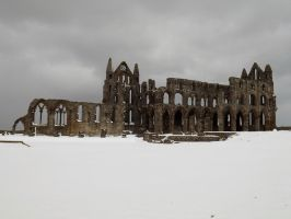 Winter Whitby by unicorn1306