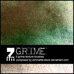 Brush - Grime by Zimmette-Stock