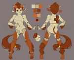 OB1: Egg 1 Satyr Doll by RottingRoot
