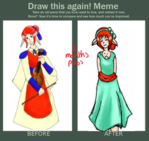 Improvement Meme by sconesandpancakes