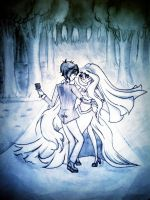 The Corpse bride by ArtRMe