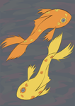 Fishies by xoes