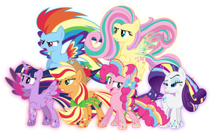 Rainbows are Magic by TheShadowStone