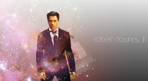 Robert Downey Jr. WP 1 by CuplaEgan