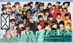 SHINee biggest render pack by BiLyBao