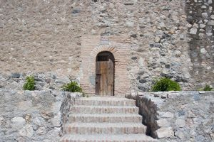 old stairs by archaeopteryx-stocks