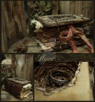 Home - Collage 1 by luthien27